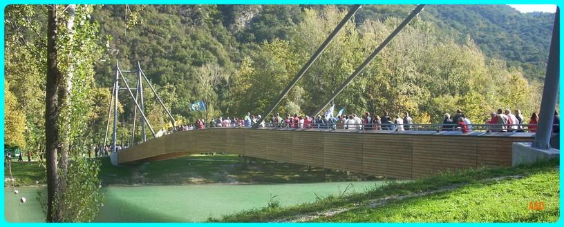 Trasaghis: acqua dal lago al rio, si teme l'effetto Sauris