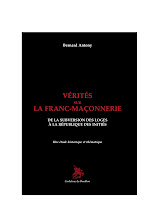 Vrits sur la Franc-Maonnerie