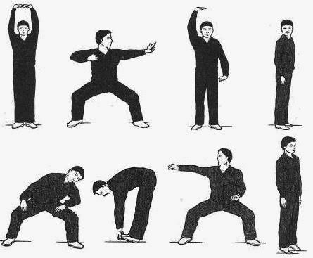 ejercicios de seda