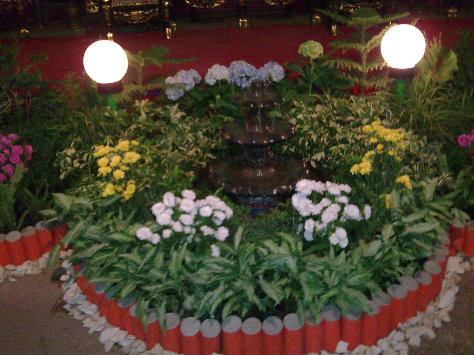 Mini Garden Dekorasi 24 Jam