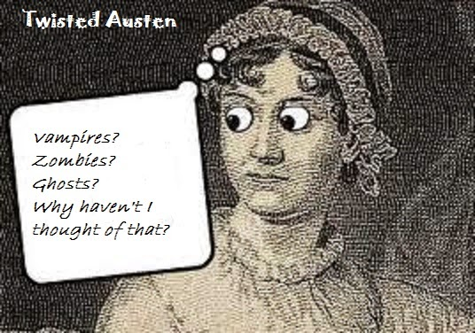 Reading Challenge: Twisted Austen