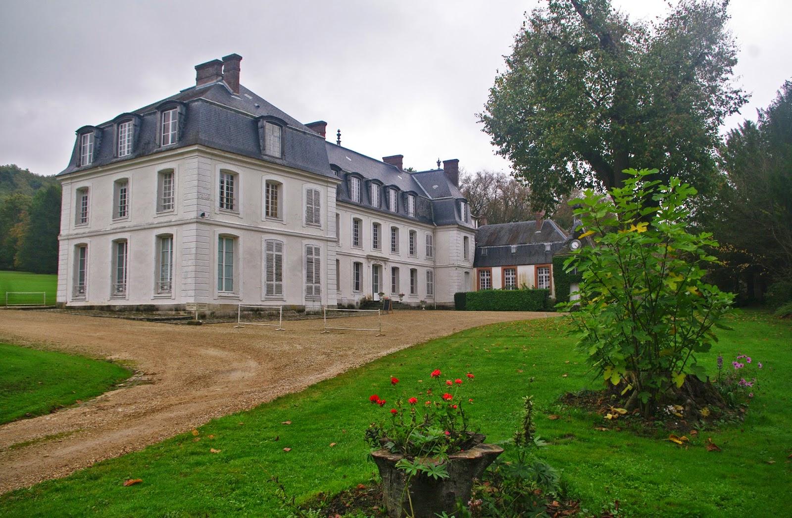 Charmes m connus du hurepoix vall e de chevreuse le ch teau de mauvieres - Chateau de villiers le bacle ...