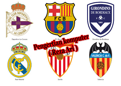 Download Icon Folder Liga Spanyol