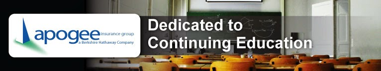 Dedicated to Continuing Education - Header