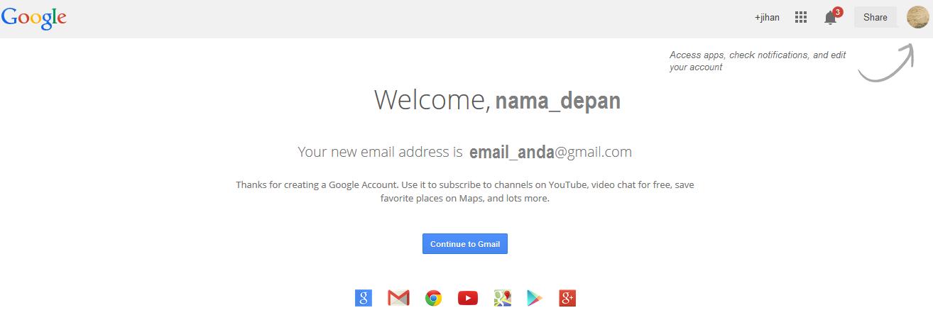Tutorial Lengkap Cara Membuat Akun Email dengan Gmail