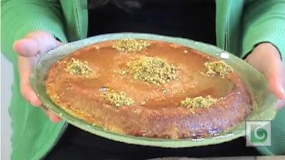 Lebanese Knafe Na'ama Recipe
