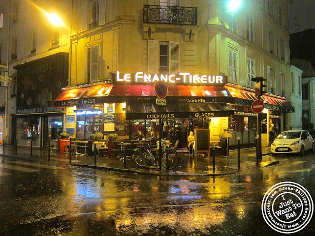 Image of Le Franc-Tireur in Paris, France