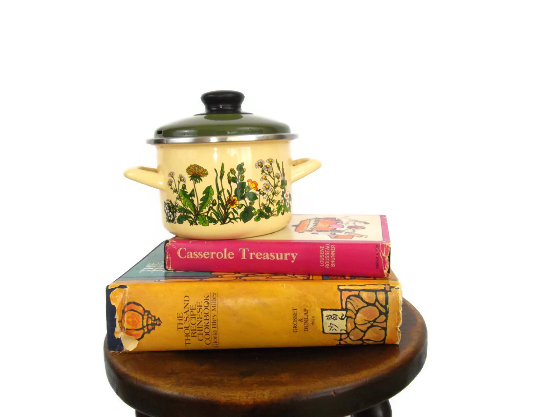Foxburrow vintage cookbook set