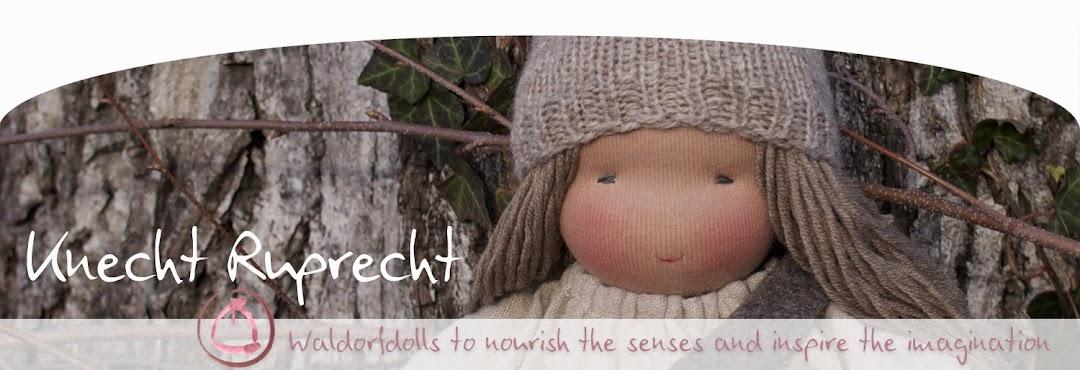Knecht Ruprecht Waldorf Dolls - Handgefertigte Stoffpuppen nach Art der Waldorfpuppe