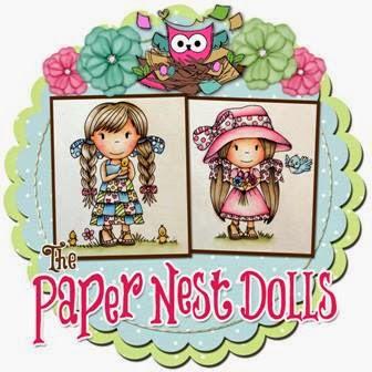Paper Nest Doll
