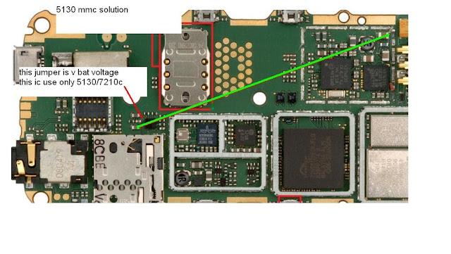 Nokia 5130 memory problem solution