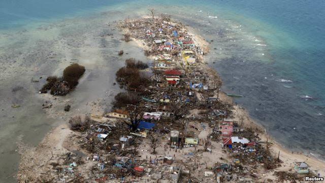 Bantuan China untuk Bencana Haiyan Sangat Kecil?
