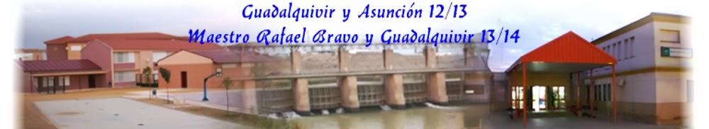 Guadalquivir y Asunción 12/13