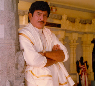 Super Star Krishna Telugu Film Actor