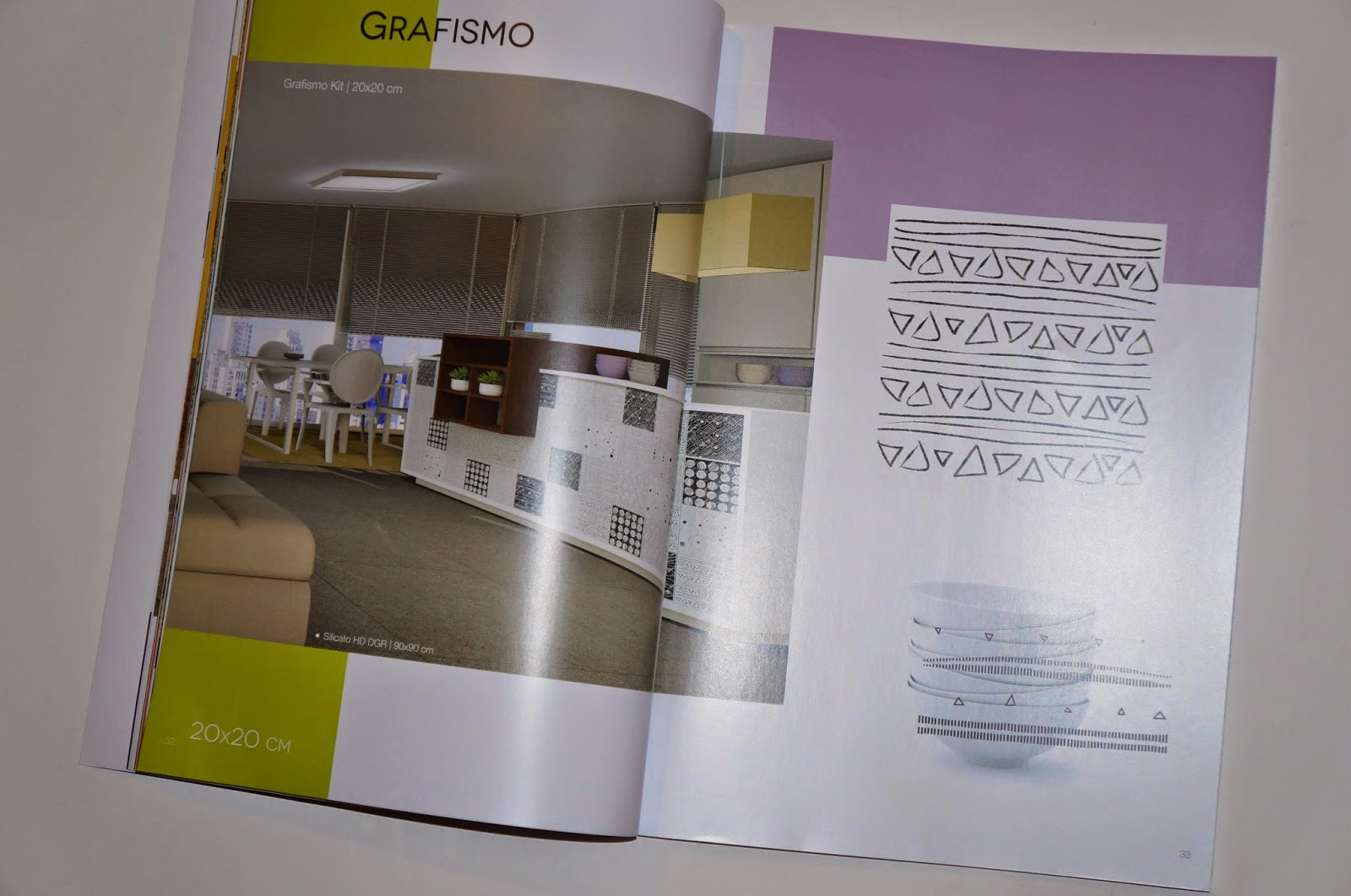 Catálogo da Cerâmica Portinari - Expo Revestir 2014