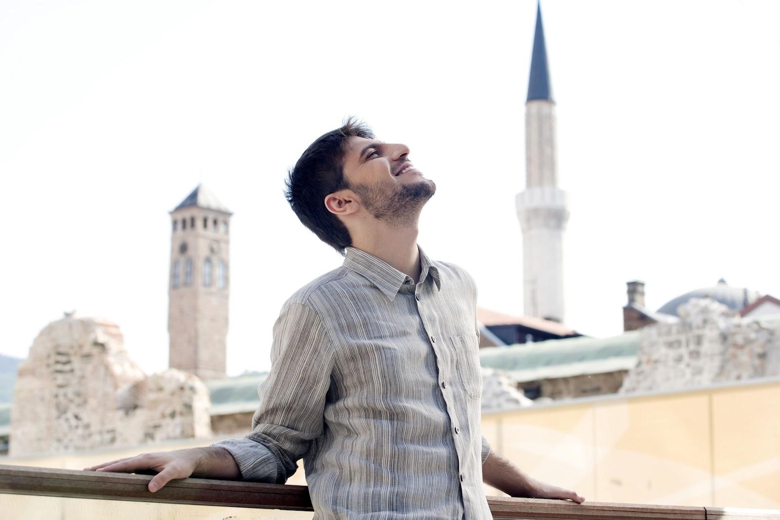 le blog de karim benamor  sami yusuf en concert  u00e0 tunis