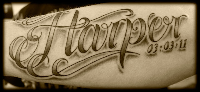 Ideas For Tattoos Best Quality Lettering Tattoo Original