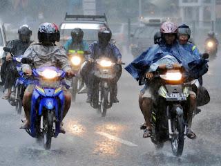 tips musim hujan