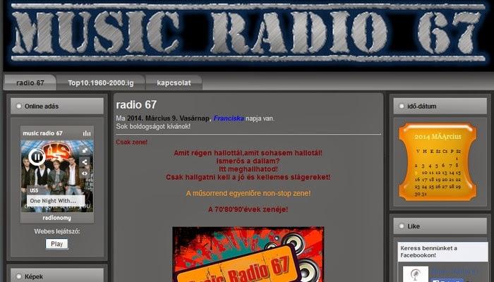 http://musicradio67.8x.hu/radio-67