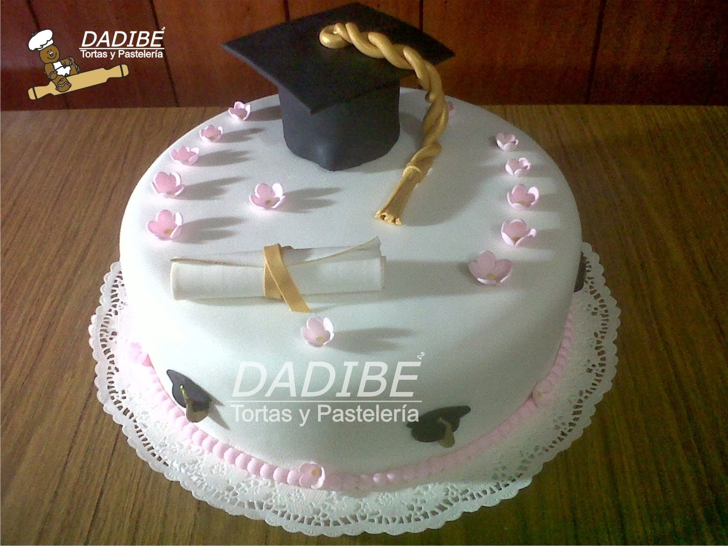 Tortas de graduacion utilisima ebook decoracion de for Utilisima decoracion