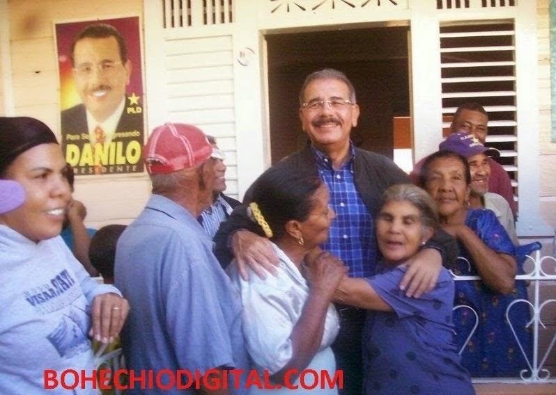 A dos años del 2016, una gran mayoría apoya la reelección de Danilo Medina Sánchez
