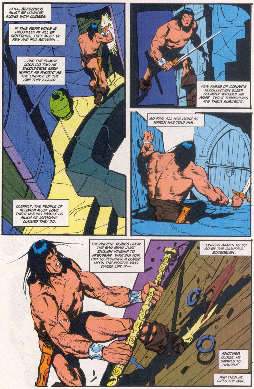 Conan the Barbarian (1970) Issue #265 #277 - English 4