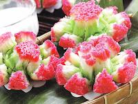 Resep Kue Bikang Mawar Yang Enak Empuk Terbaru