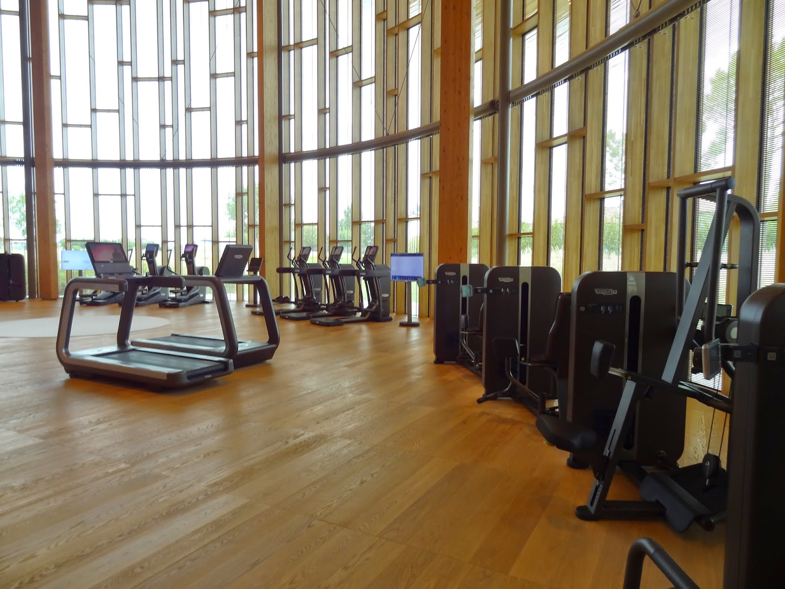 Technogym Wellness Village Gym Showroom Artis