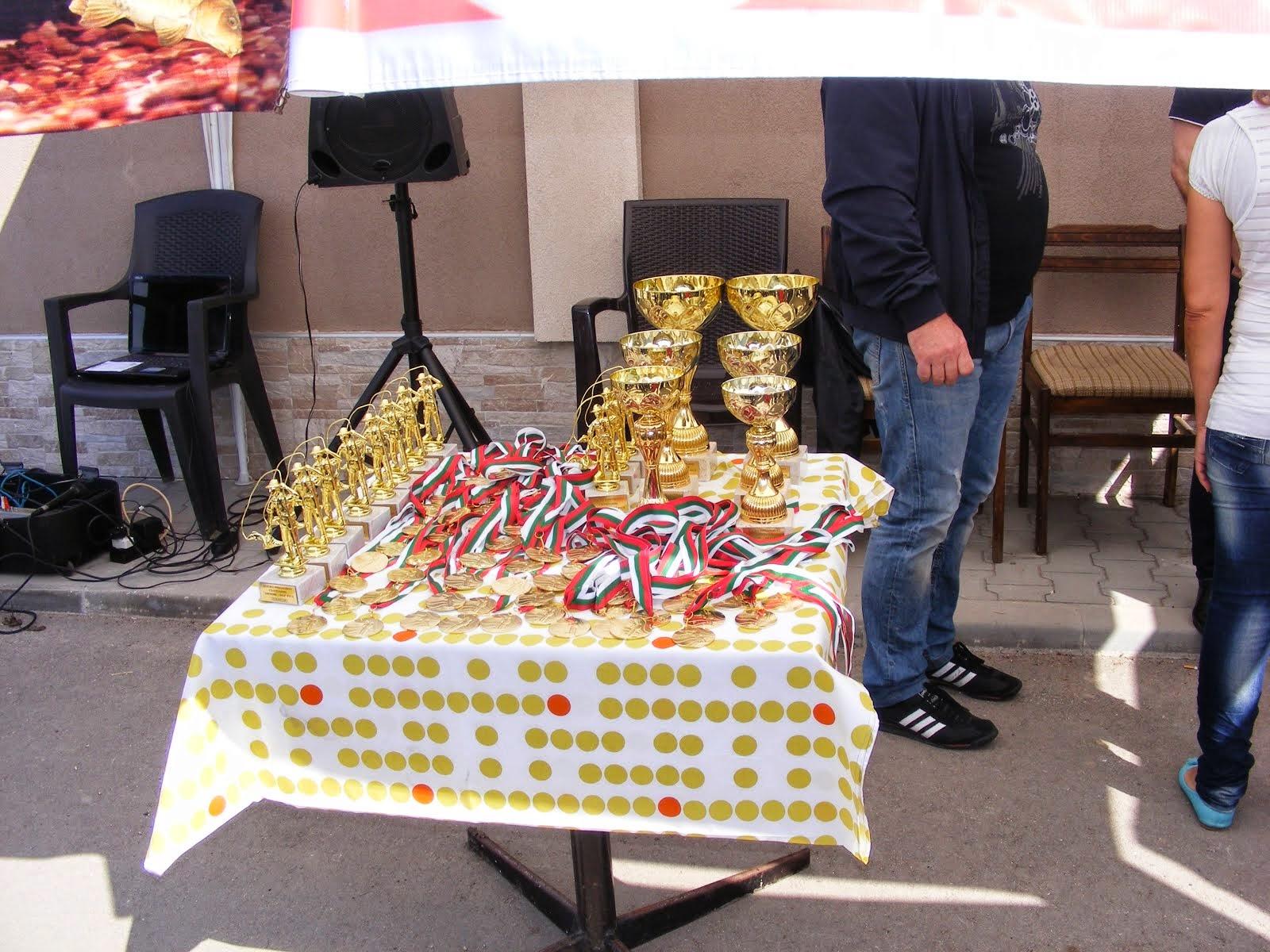 """Детско състезание по спортен риболов """"Липник 2014"""""""