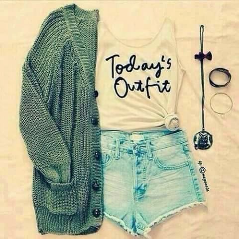 Latest Summer Outfits Ideas #14.