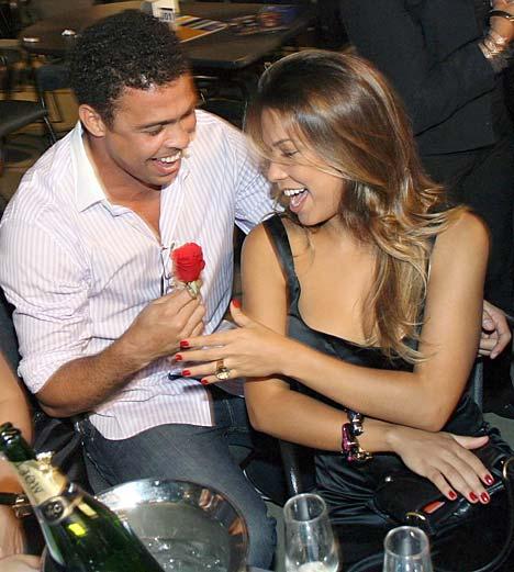 Cristiano Ronaldo new Girlfriend 2012