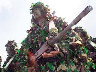bintancenter.blogspot.com - Senjata Buatan Indonesia Bisa Tembus Tank