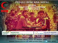 Tim Dan Bantuan Kemanusiaan BSMI Telah Sampai ke Nepal