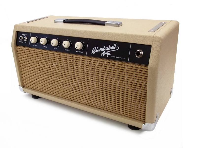 Nocturne Blondeshell now workin w/ De Lisle amps Bs1-800
