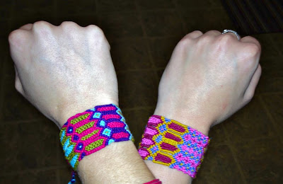 wide+friendship+bracelet - The Best BFF Bracelets