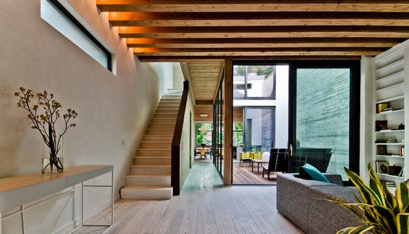 Fotos de escaleras escaleras modernas minimalistas for Imagenes escaleras modernas