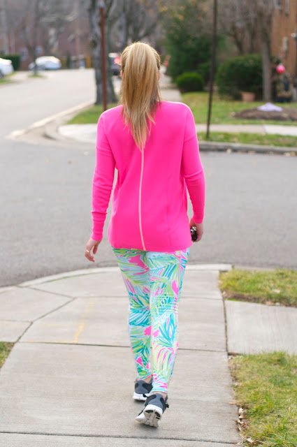 Lilly Pulitzer cashmere