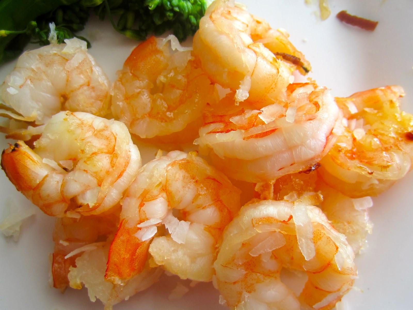 Little Bungalow Eats: Skinny Coconut Shrimp Skewers