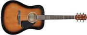 Het beginners model western gitaar van Fender. De CD60 is dankzij de goede .