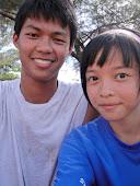 David & me. =D