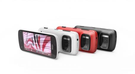 Nokia 808 PureView ominaisuudet