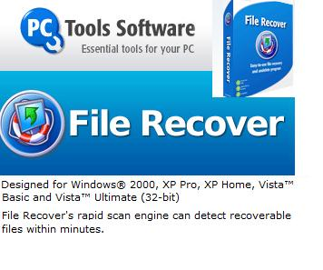 Pc tools file recover 8 pc software 10 5mb