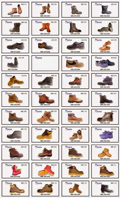 Katalog Sepatu Safety | Brosur Sepatu Safety | Harga Sepatu Safety