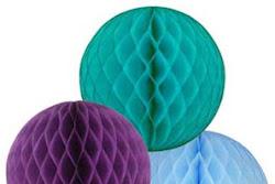 Honeycomb balls/bikube bolde