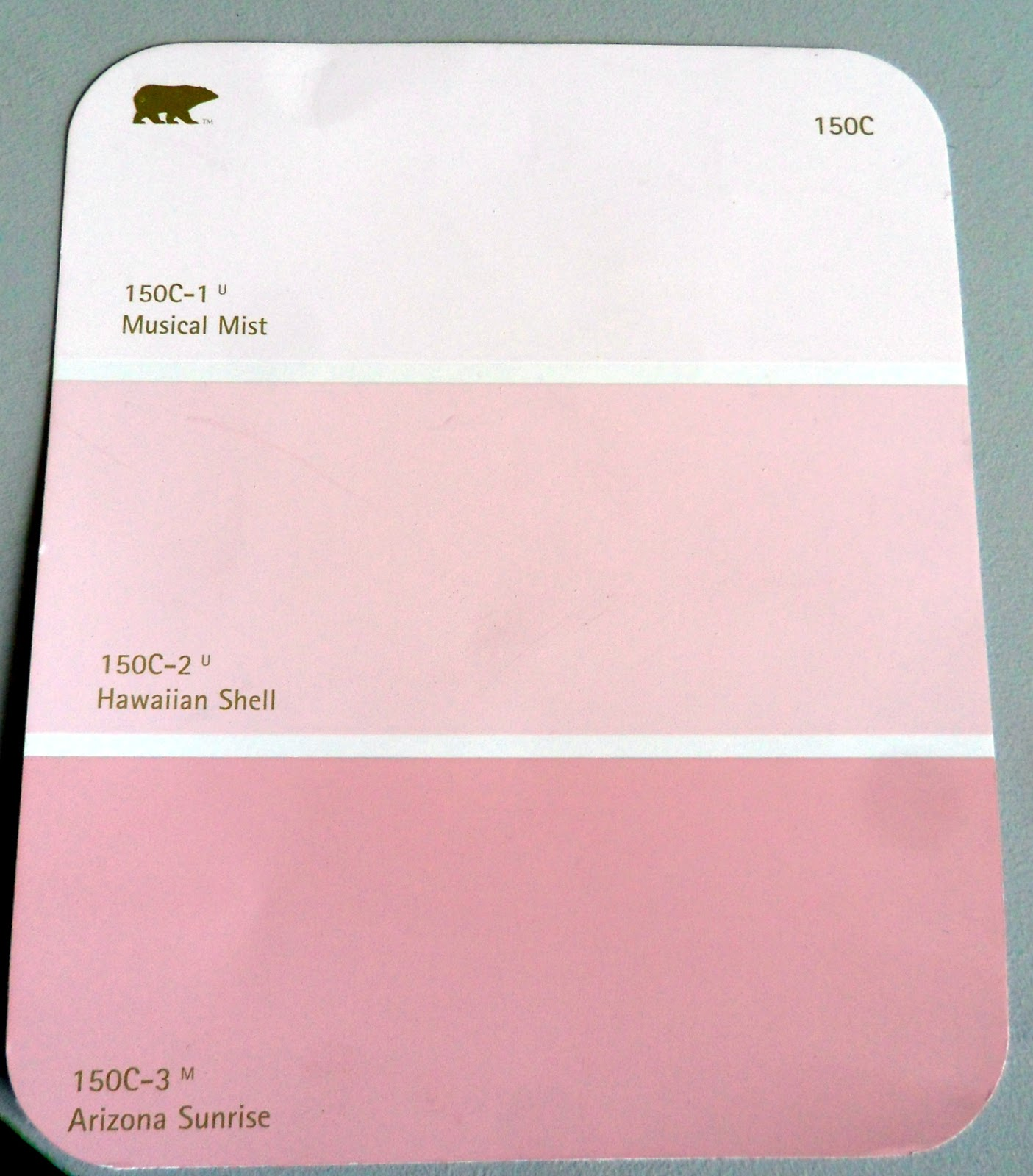 Helen Nichole Designs: Pink Ombre Dresser