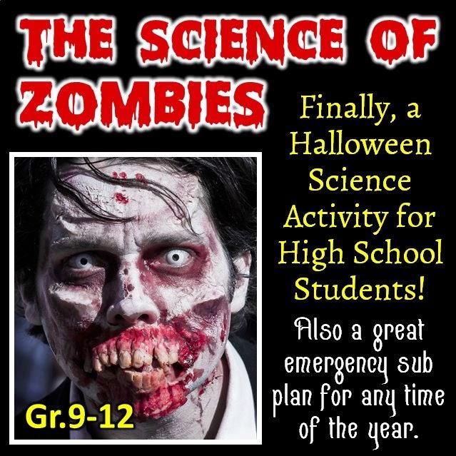 TangstarScience: Teaching Science Using Zombies!