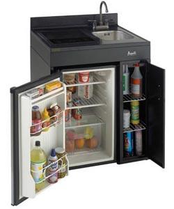 home design and interrior: mini compact kitchen designavanti