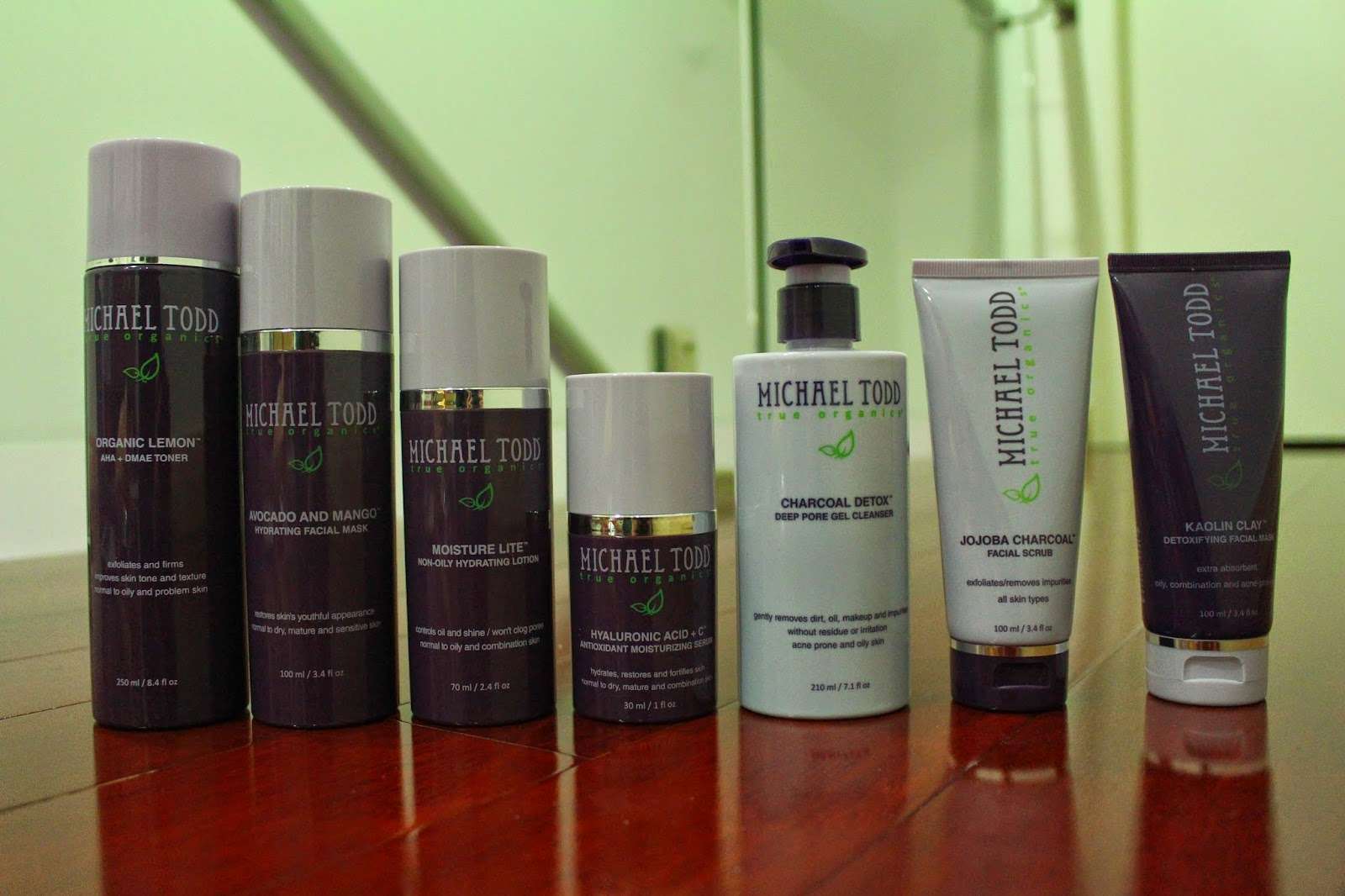 Michael Todd Skincare Regimen - Oily/Combination Troubled Skin