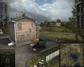 World of Tanks вышел патч 0.7.2