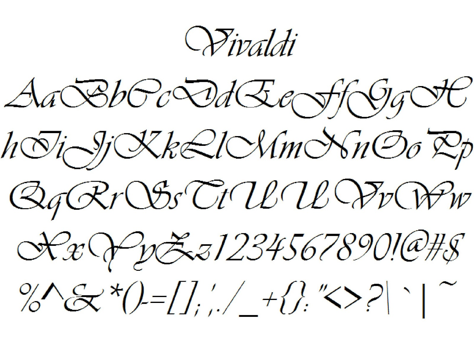 alphabet in different lettering styles movie search